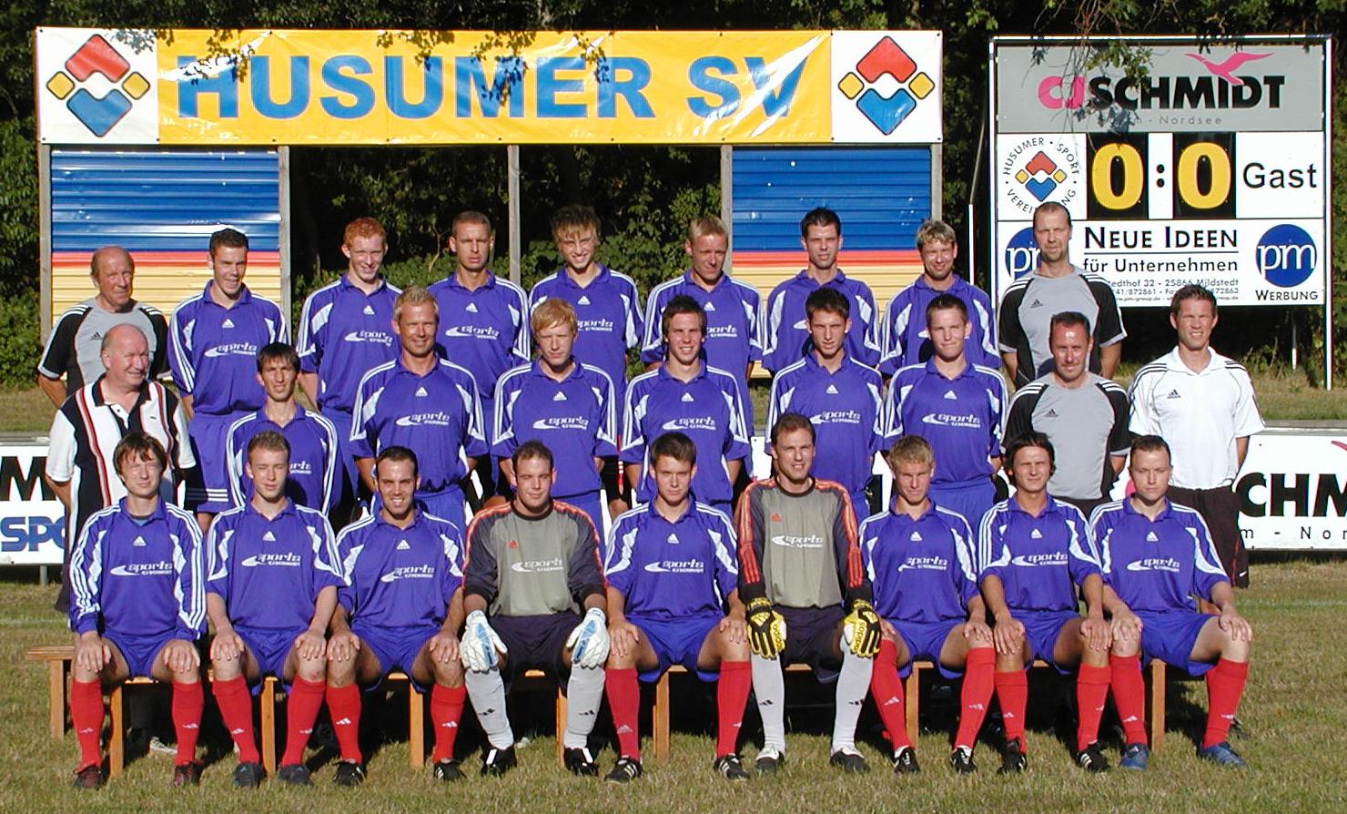 1. Herren 2006/07